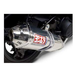 Yoshimura TRC Exhaust System Yamaha ZUMA 125 2009-2013