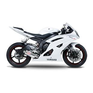 Yoshimura TRS Slip-On Exhaust Yamaha R6 2006-2014
