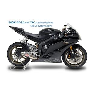 Yoshimura TRC Slip-On Exhaust Yamaha R6 2006-2014
