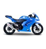 Yoshimura TRC Slip-On Exhaust Kawasaki Ninja 250 R 2008-2012
