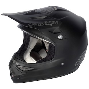Troy Lee AIR Helmet - Solid