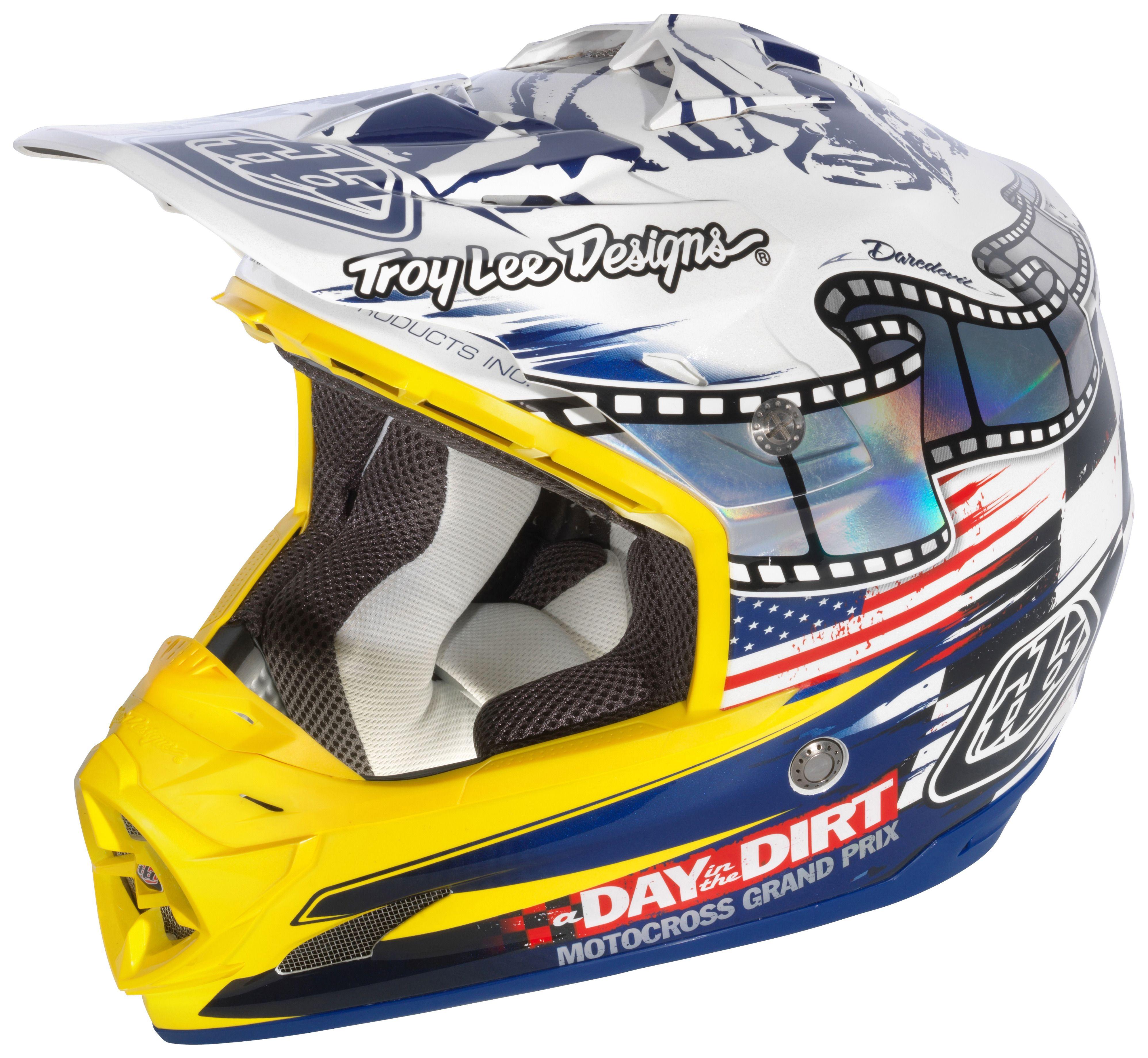 Troy Lee Se3 Ditd Mc Queen Helmet Jpg