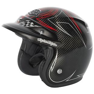 Troy Lee Open Face Helmet