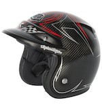 Troy Lee Open Face Helmet