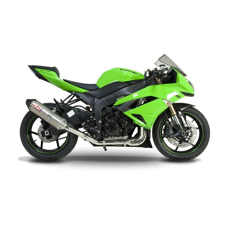Yoshimura TRC Race Exhaust System Kawasaki ZX6R 2009-2012