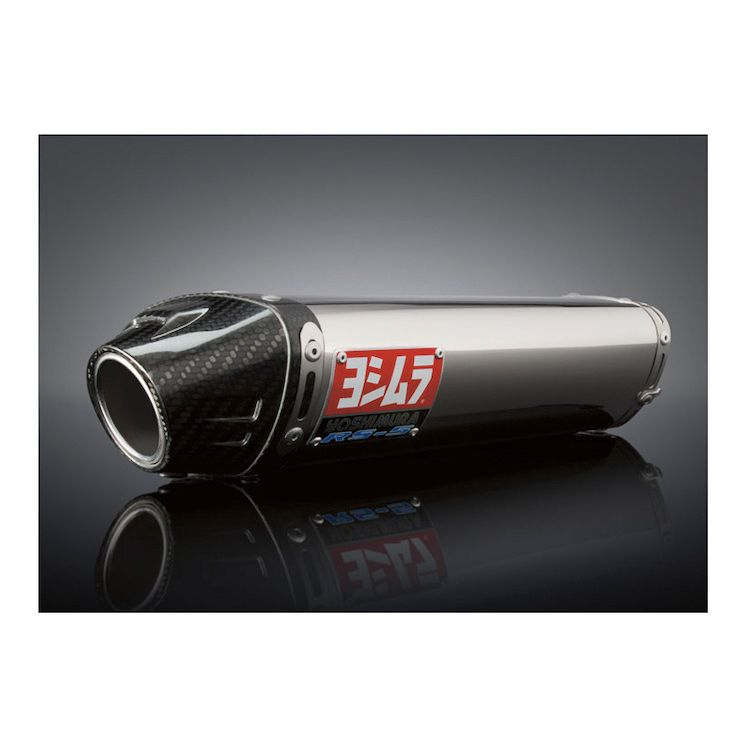 Yoshimura Rs5 Race Exhaust System Kawasaki Zx6r Zx6rr 2007 2008