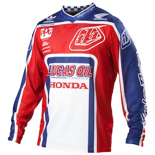 Troy Lee GP Air Team Jersey - 2013