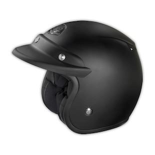 Troy Lee Open Face Helmet - Solid