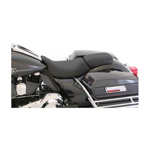 Mustang tripper solo seat for harley road electra glide 1997 2007