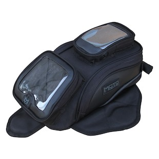 MotoCentric Smart Space GPS Tank Bag