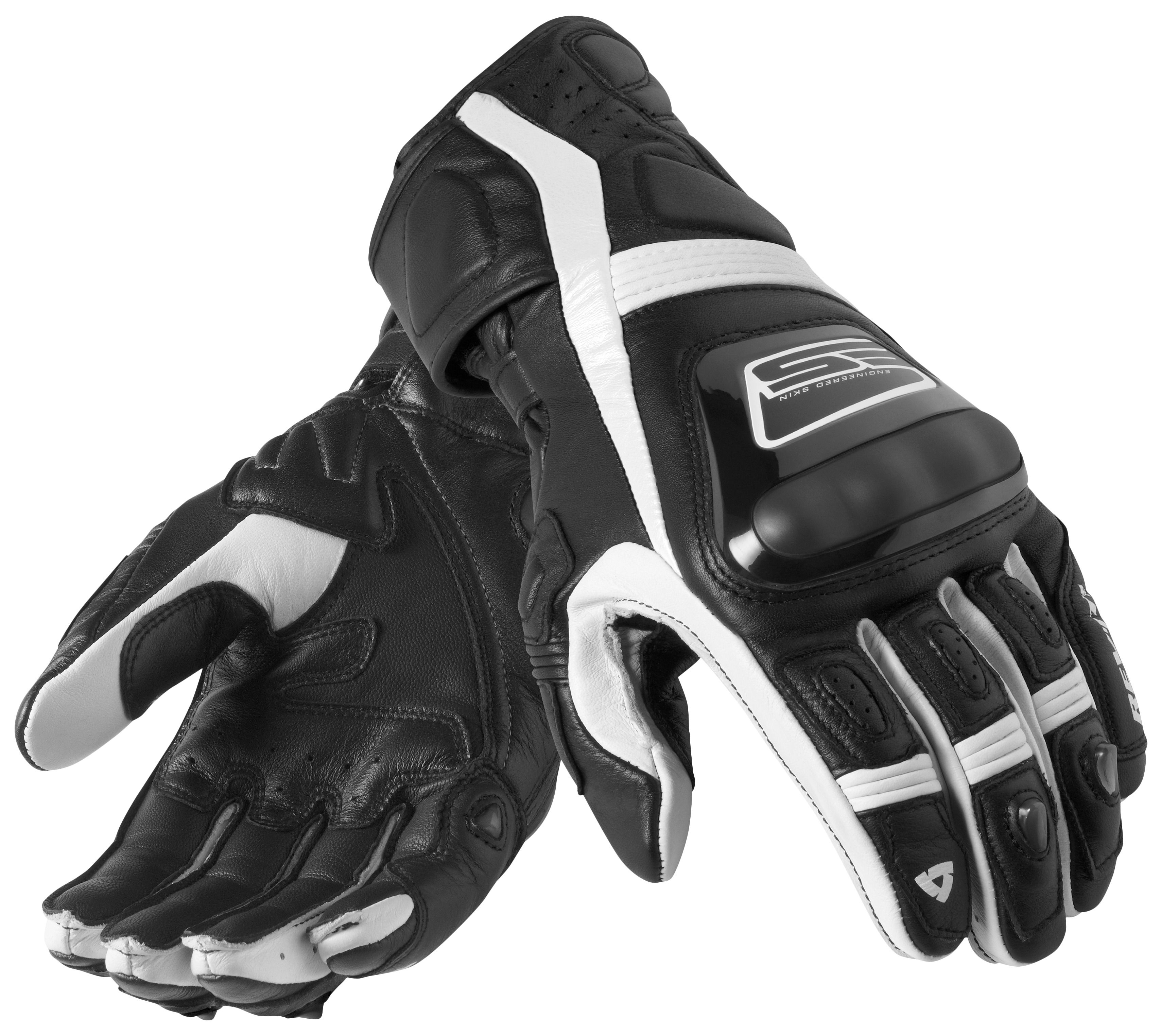 Motorcycle gloves double cuff - Stellar Gloves Revzilla