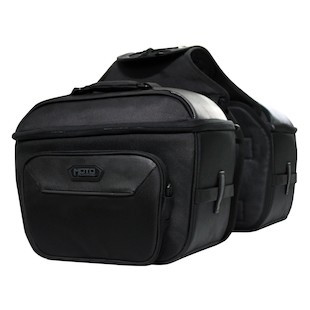 MotoCentric Cruiser Square Saddlebags