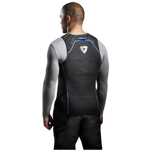 Air Cooling Vest : Rev it liquid cooling vest revzilla