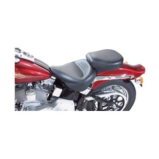 Mustang Wide Touring Seat for Harley Softail 1984-1999