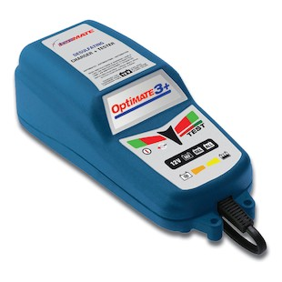 TecMate OptiMate 3+ Battery Charger