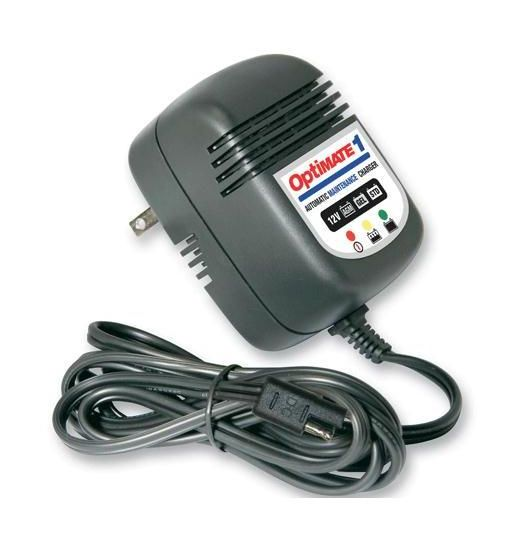 optimate 2 battery charger instructions