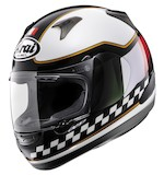 Arai RX-Q Italy Flag Helmet 2013