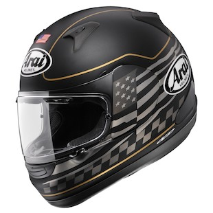 Arai Signet-Q US Flag Helmet