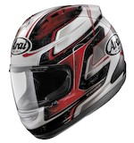 Arai Corsair V Dani 3 Red Helmet