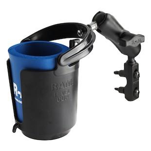 RAM Mounts U-Bolt or Brake / Clutch Cup Holder Kit