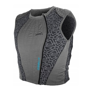 Leatt Coolit Evaporative Cooling Vest (Color: Grey / Size: MD)