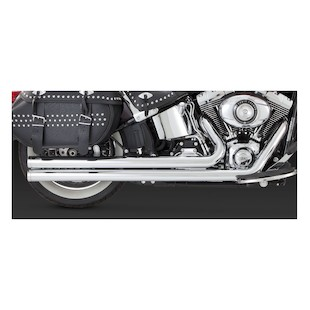 Vance & Hines Big Shots Long Exhaust For Harley Softail 2012-2017