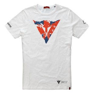 Dainese Flag Silverstone T-Shirt