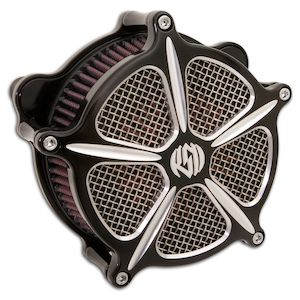 Roland Sands Venturi Speed 5 Air Cleaner For Harley Big Twin 1993-2017