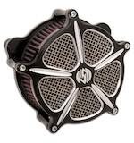 Roland Sands Venturi Speed 5 Air Cleaner For Harley Big Twin 1993-2017