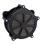 Roland Sands Venturi Speed 7 Air Cleaner For Harley Big Twin 1993-2014