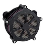 Roland Sands Venturi Speed 7 Air Cleaner For Harley Touring And Softail 2008-2016