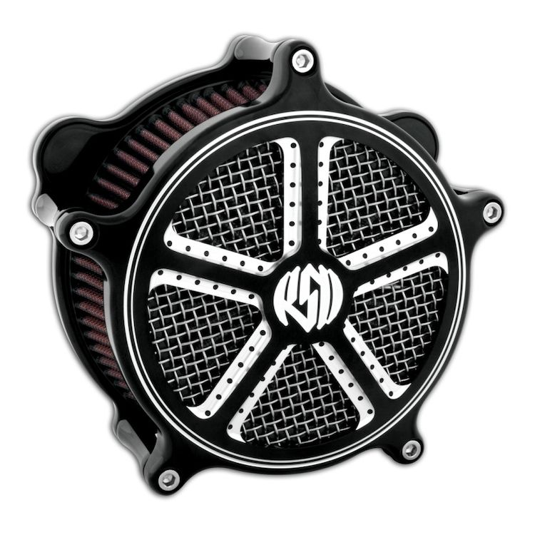 Roland Sands Venturi Mission Air Cleaner For Harley Big Twin 1993-2017