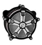 Roland Sands Venturi Turbo Air Cleaner For Harley Big Twin 1993-2017