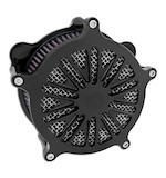Roland Sands Venturi Boss Air Cleaner For Harley Big Twin 1993-2017