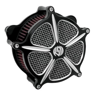 Roland Sands Venturi Speed 5 Air Cleaner For Harley Big Twin With S&S Carb 1993-2006