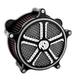 Roland Sands Venturi Mission Air Cleaner For Harley Big Twin With S&S Carb 1993-2006