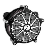 Roland Sands Venturi Ronin Air Cleaner For Harley Big Twin With S&S Carb 1993-2006