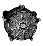 Roland Sands Venturi Domino Air Cleaner For Harley Big Twin With S&S Carb 1993-2006