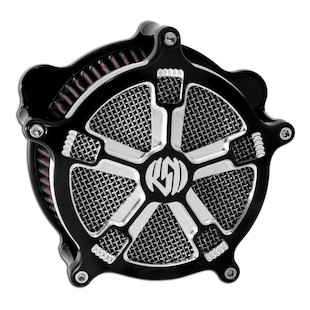 Roland Sands Venturi Turbo Air Cleaner For Harley Big Twin With S&S Carb 1993-2006