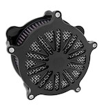Roland Sands Venturi Boss Air Cleaner For Harley Big Twin With S&S Carb 1993-2006