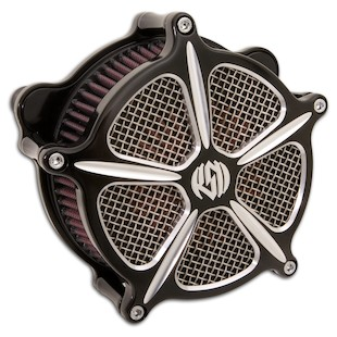 Roland Sands Venturi Speed 5 Air Cleaner For Harley Touring And Softail 2008-2016