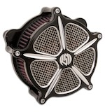 Roland Sands Venturi Speed 5 Air Cleaner For Harley 2008-2017