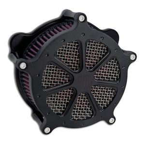 Roland Sands Venturi Speed 7 Air Cleaner For Harley Big Twin 1993-2017