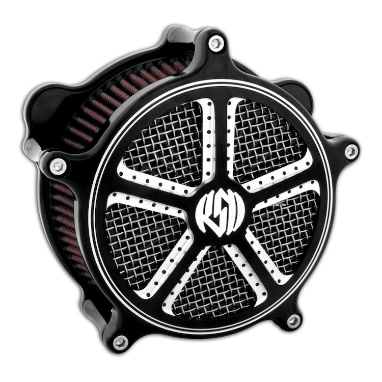 Roland Sands Venturi Mission Air Cleaner For Harley 2008-2017