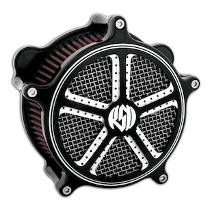 Roland Sands Venturi Mission Air Cleaner For Harley Touring And Softail 2008-2016