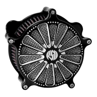 Roland Sands Venturi Domino Air Cleaner For Harley Touring 2008-2015