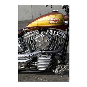 Roland Sands Venturi Turbo Air Cleaner For Harley Sportster 1991-2020