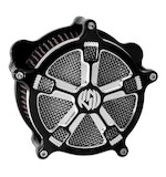 Roland Sands Venturi Turbo Air Cleaner For Harley Sportster 91-12