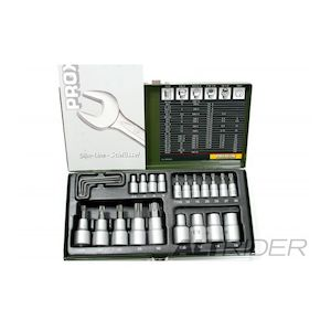 Proxxon 23 Piece TORX Socket Set