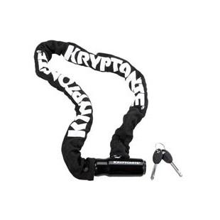 Kryptonite Keeper Integrated Chain Lock